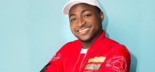 Pop star, David Adeleke, (Davido).