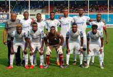 Enyimba vs Rivers United in the NPFL