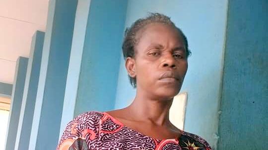 Suspect who killed husband's nephew
