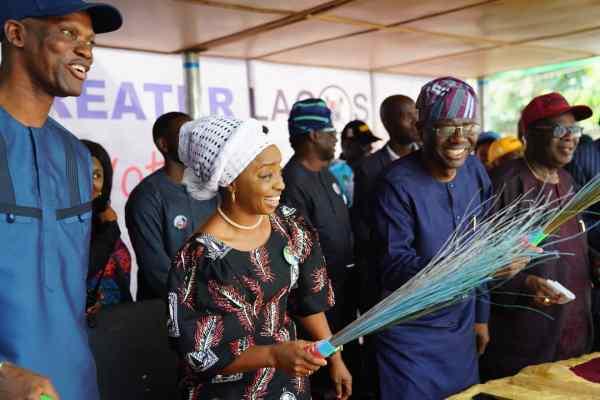 Lagos State, governorship candidate, Babajide Sanwo-Olu