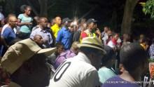 Vice President Yemi Osinbajo's polling unit