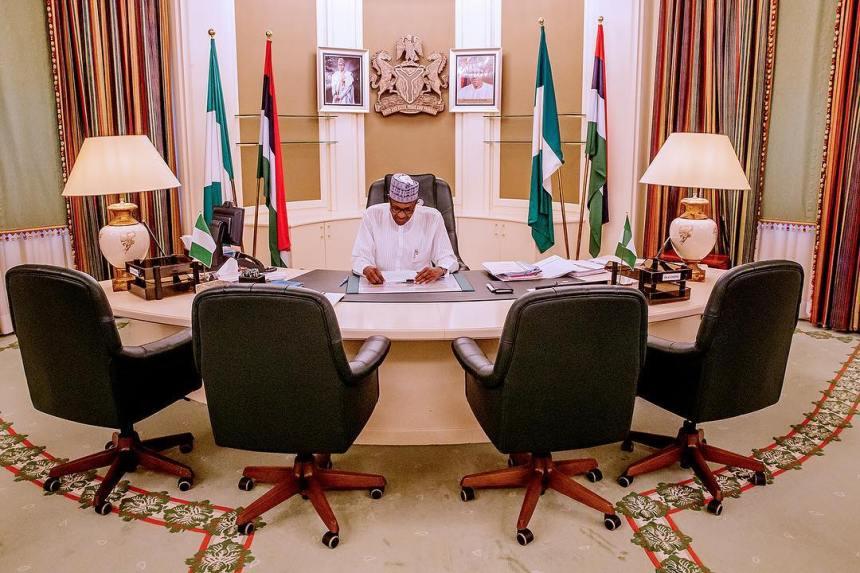 President Muhammudu Buhari (Photo Credit Buhari's Instagram page)