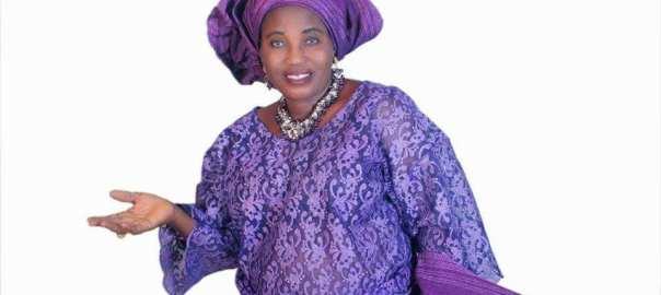 The late Yoruba actress, Funmilayo 'Ijewuru' Ogunsola