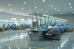 The meter manufacturing factory in Onna, Akwa Ibom