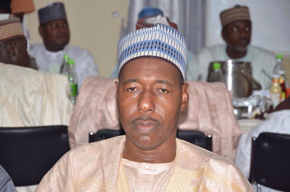 Gov. Zulum Presents N134bn Appropriation Bill For 2020