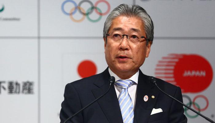 Japanese Olympic Committee (JOC) president, Tsunekazu Takeda[PHOTO CREDIT: Zee News]