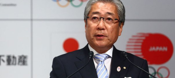 Japanese Olympic Committee (JOC) president, Tsunekazu Takeda[PHOTO CREDIT: Zee News]