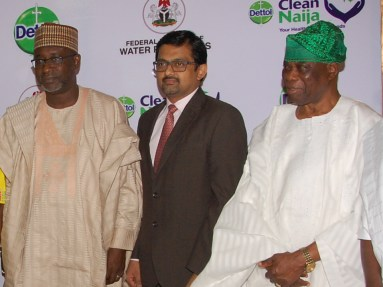 Reckitt Benckiser Signs MoU With Ministry of Water Resources to Promote Hygiene in Nigeria