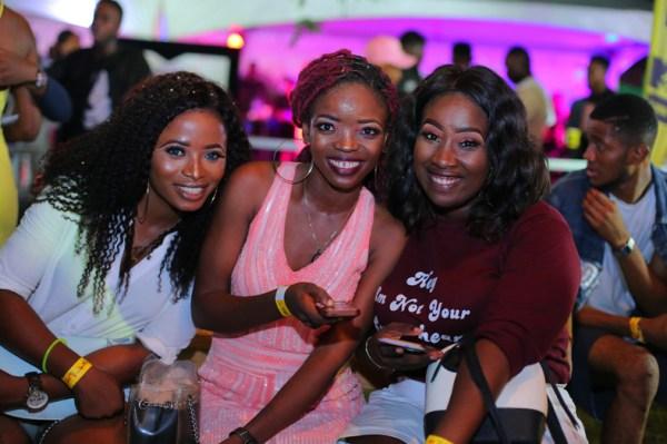 Guests at MTV Base 14th year anniversary celebration