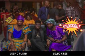 Wale Adenuga's film Knockout