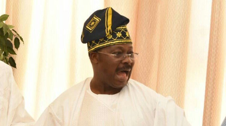 How Ajimobi awarded self, wife, others N1bn worth of state's cars using 'discretionary powers'