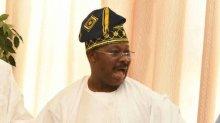 Former Oyo State Governor, Abiola Ajimobi in Shock