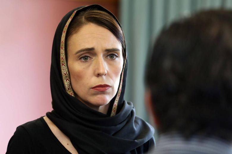 Jacinda Arden, New Zealand PM [Photo: The Straits Times]