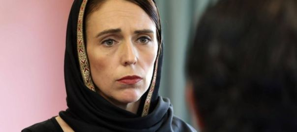 Jacinda Arden, New Zealand PM [Photo: The Straits Times]