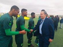 Libya-Nigeria (Photo Credit: Libya FA)