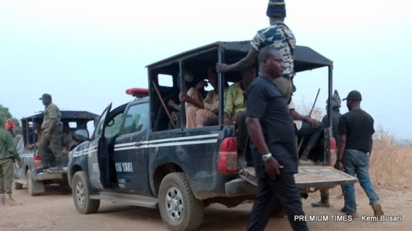 Operation Yaki providing security cover for the Fulani who went for their properties