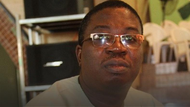 The producer of `Behind the Clouds', Paul Emema, died at 52 after a brief illness.