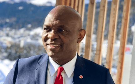 Tony O Elumelu, UBA Group Chairman