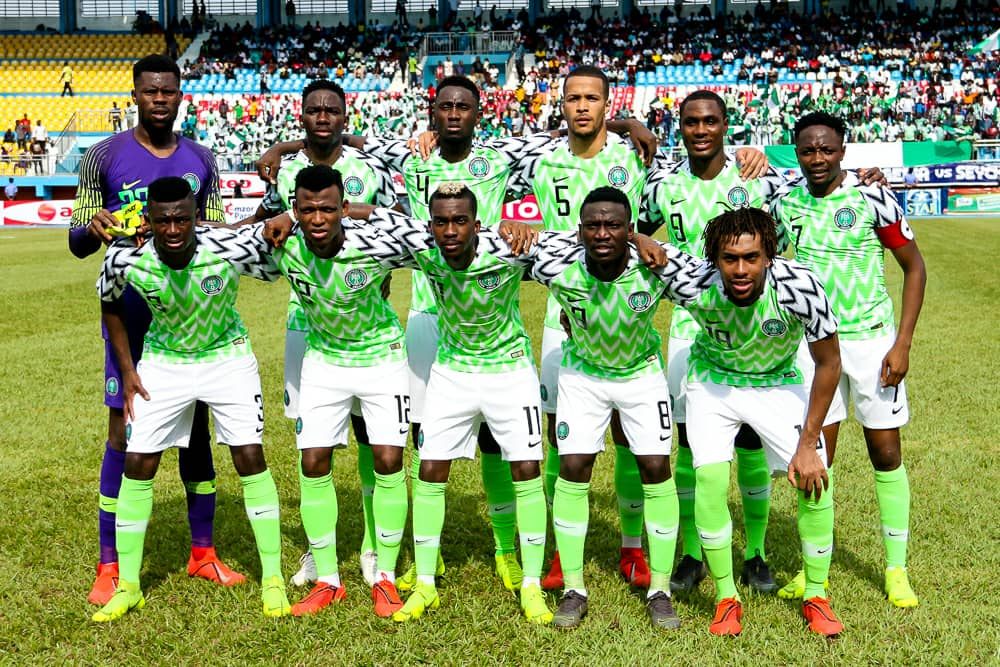 2019 AFCON Draw: Super Eagles, others await opponents | Premium Times  Nigeria