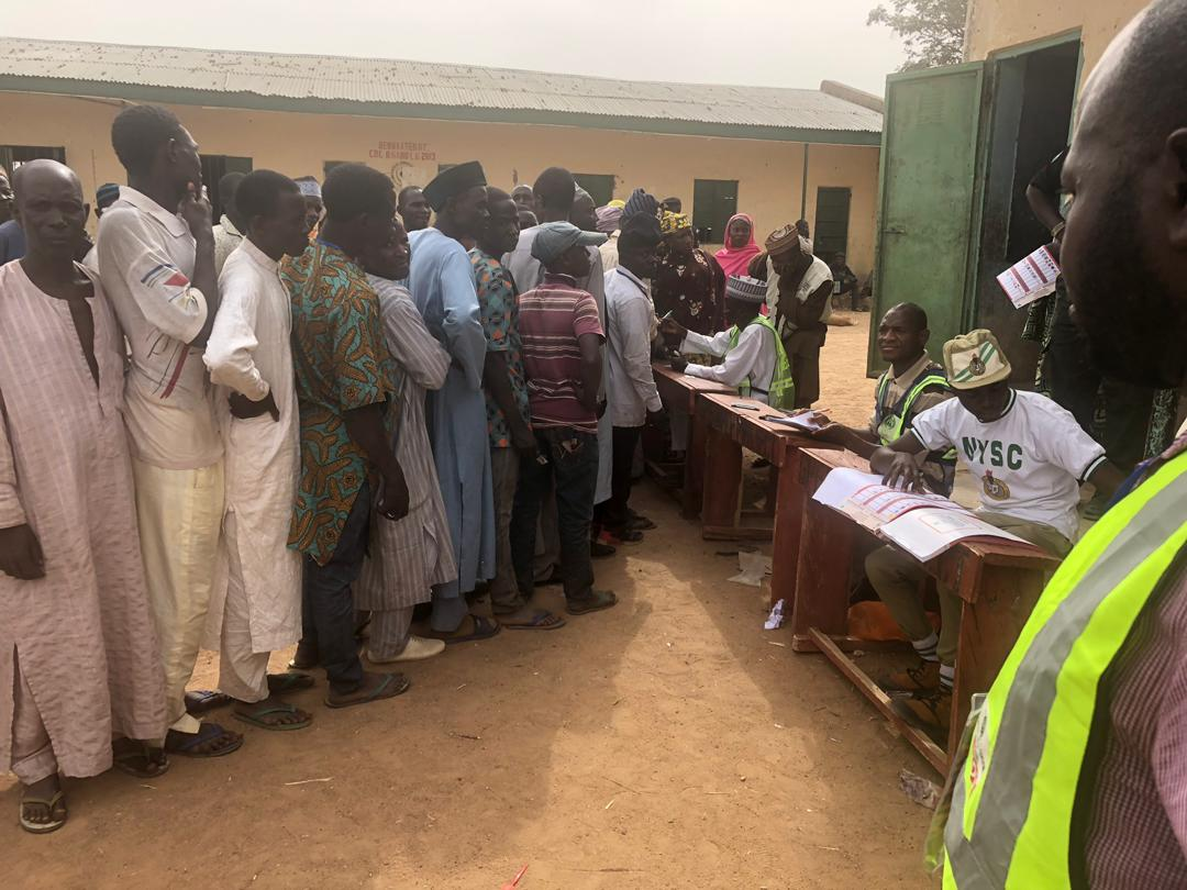 JUST IN: INEC begins collation of Kano supplementary election results