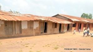 Zion Africa school main school