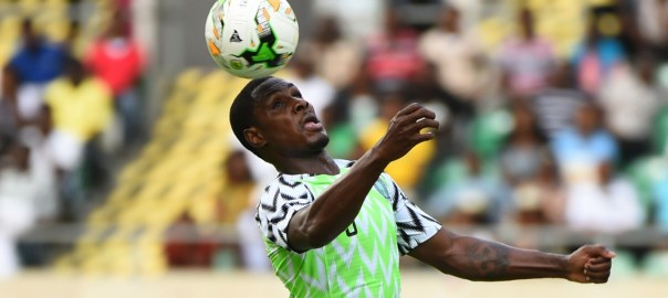 Odion Ighalo [Photo: Goal.com]