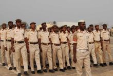 Officials of Nigeria Immigration Service (Photo Credit: Immigration.gov.ng)