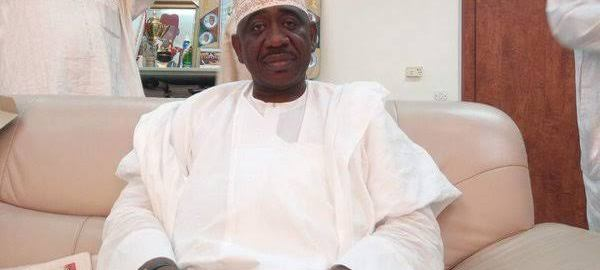Kano State chairman of the All Progressives Congress (APC), Abdullahi Abbas