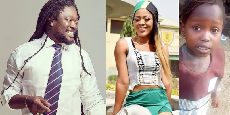 R-L: Daddy Showkey, Stephaine Idolor and Success