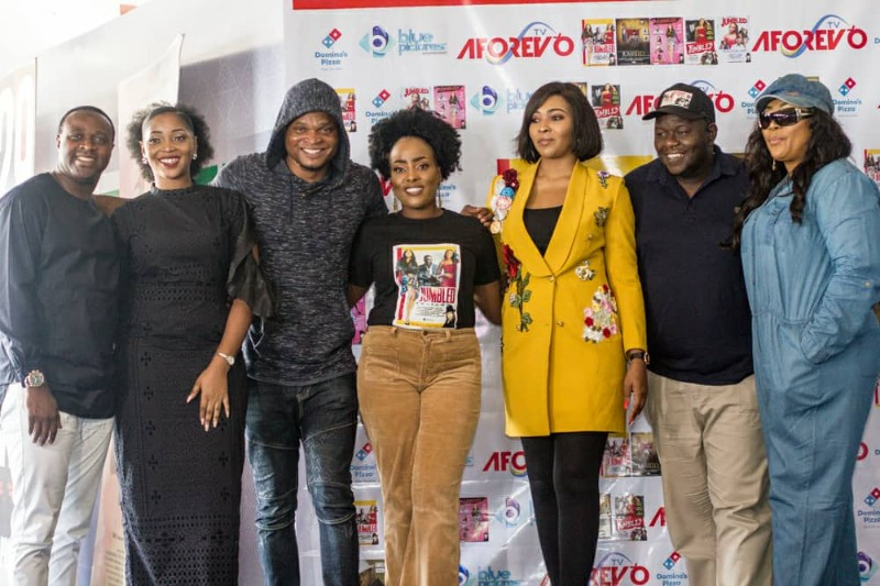 Other established actors like Wale Ojo, Beverly Naya, Lilian Esoro, Kenneth Okoli and Frankincense Eche-Ben also feature in the film.