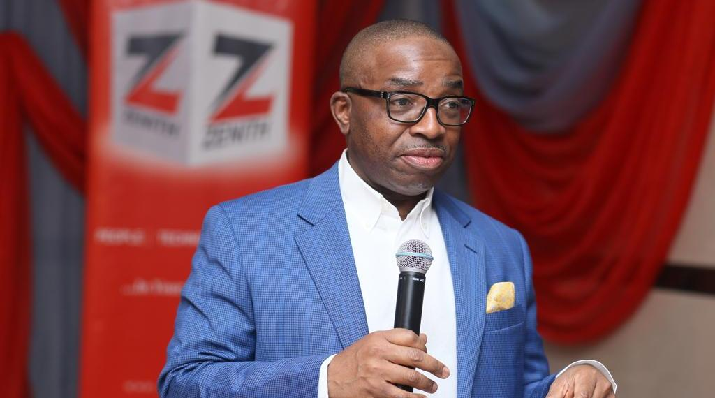 Zenith Bank GMD, Onyeagwu canvasses increased impact investing in Africa