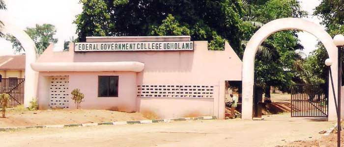 Entrance to Federal Government College Ugwolawo [Photo: fgcugwolawo.net]