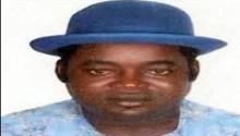 Surveyor-General of the Federation, Ebisintei Awudu. PHOTO CREDIT: Daily Trust]
