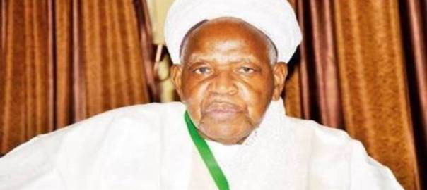 Late Mamman Nasir [Photo: PM News]