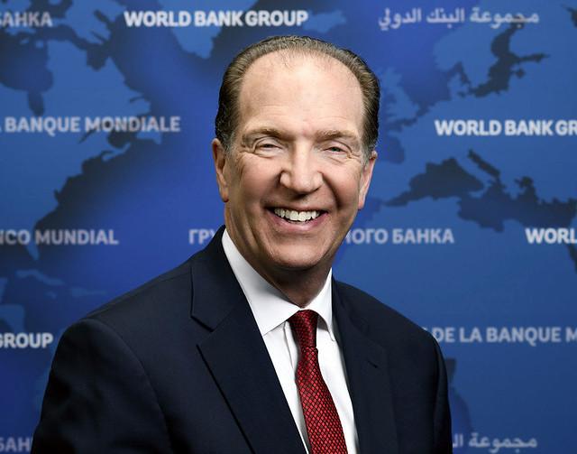 New World Bank President