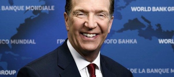 New World Bank President