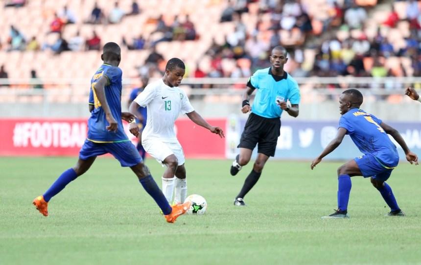 Nigeria vs Tanzania opening game