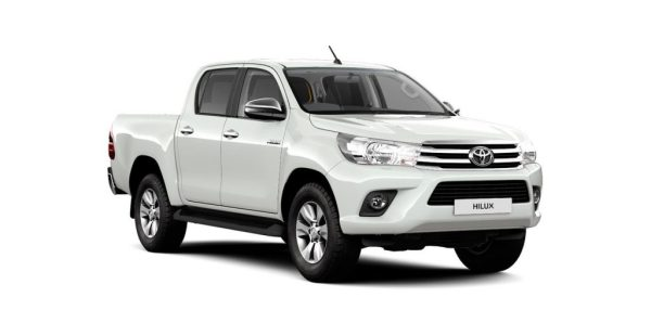 Toyota Hilux (4x4) double cabin