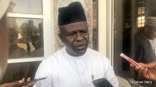 Isah Usman, State project coordinator, Kebbi state.