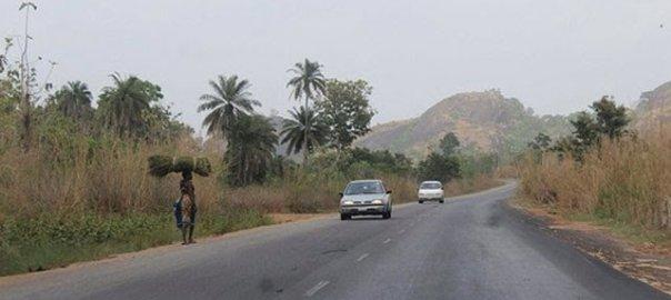 Ilesa road