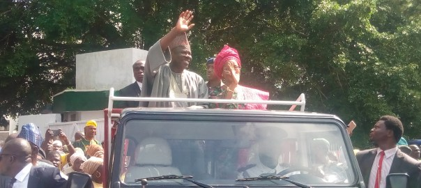 Amosun bows out