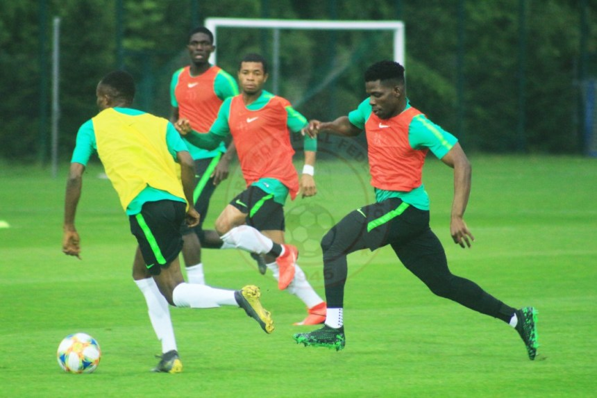Flying Eagles: Photo Credit: Thenff.com