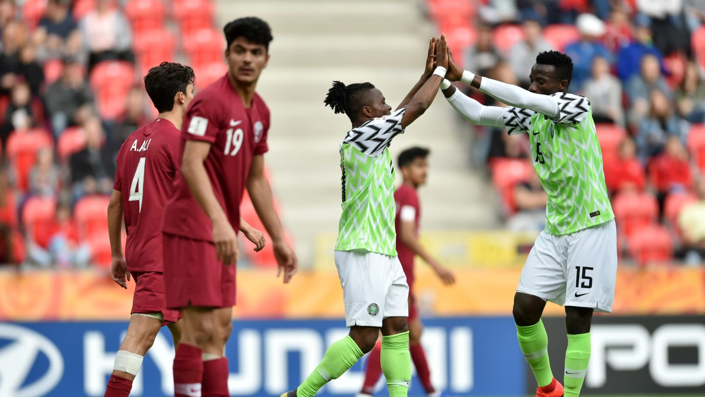 59afd0cd6 FIFA U20 World Cup  Nigeria s Flying Eagles target another victory against  USA