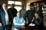Tiwa Savage signs with Universal Music Group (UMG). [PHOTO CREDIT: Universal Music Group]
