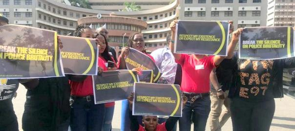 Abuja residents, activists march, demand end to arrest of women
