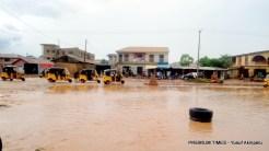 Residents of Owutu, an area in Ikorodu, Lagos State