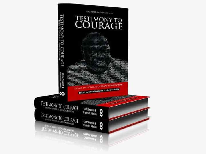 Book on Premium Times publisher, Dapo Olorunyomi, for launch on Monday