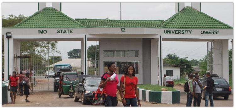 Imo State University, Owerri. [PHOTO CREDIT: Imo State University, imsu]