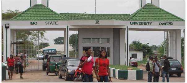 Imo State University, Owerri. [PHOTO CREDIT: Imo State University, imsu]
