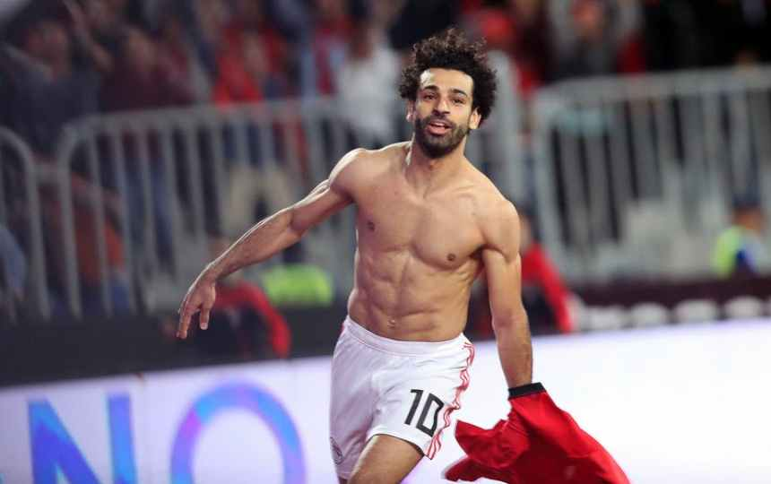 Liverpool player, Mohammed Salah. [PHOTO CREDIT: The Conversation]